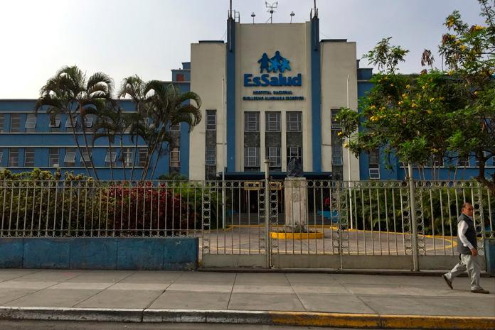 DIRECTORIO DE HOSPITALES DE LIMA