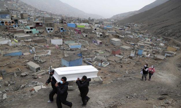 Declaratoria de emergencia de los Cementerios Municipales de Carabayllo